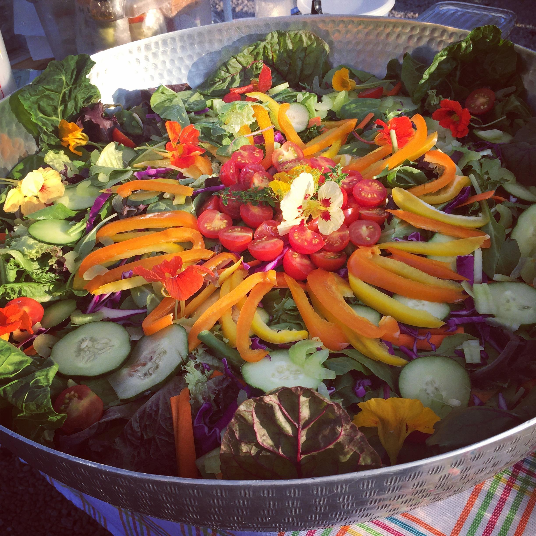 A Mix of Garden-Freshness